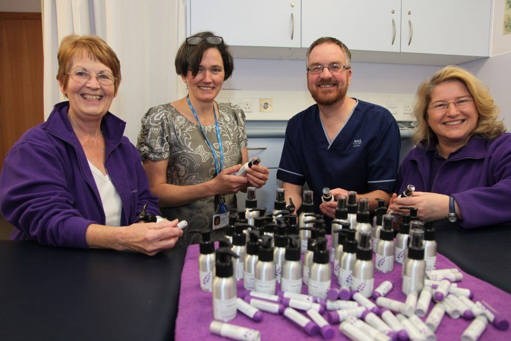The Margaret Kerr Unit began using our therapeutic range