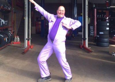 Wear Lavender to Work Day 2020